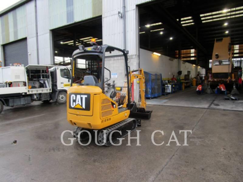 CATERPILLAR ESCAVATORI CINGOLATI 301.7D equipment  photo 6