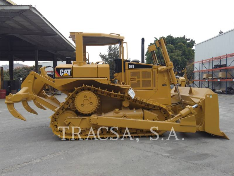 CATERPILLAR TRACTORES DE CADENAS D6T equipment  photo 3