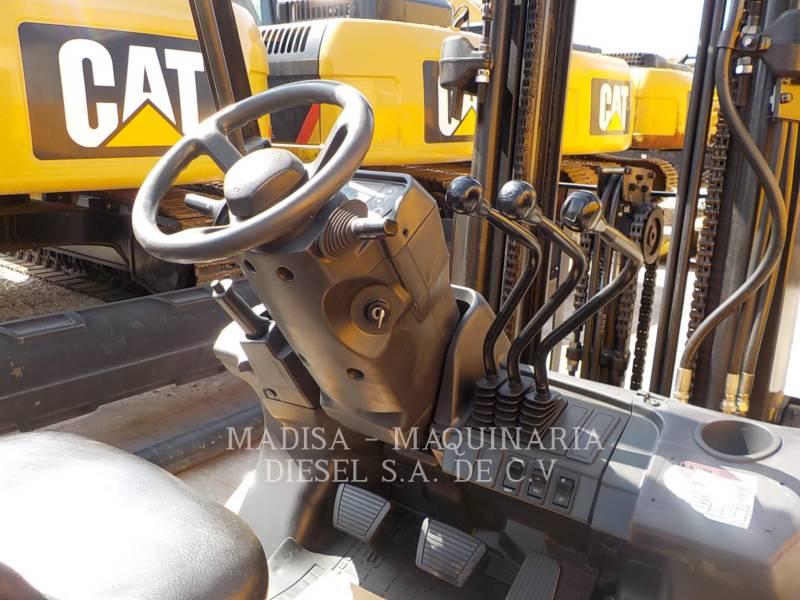 CATERPILLAR LIFT TRUCKS EMPILHADEIRAS 2P5000 equipment  photo 10