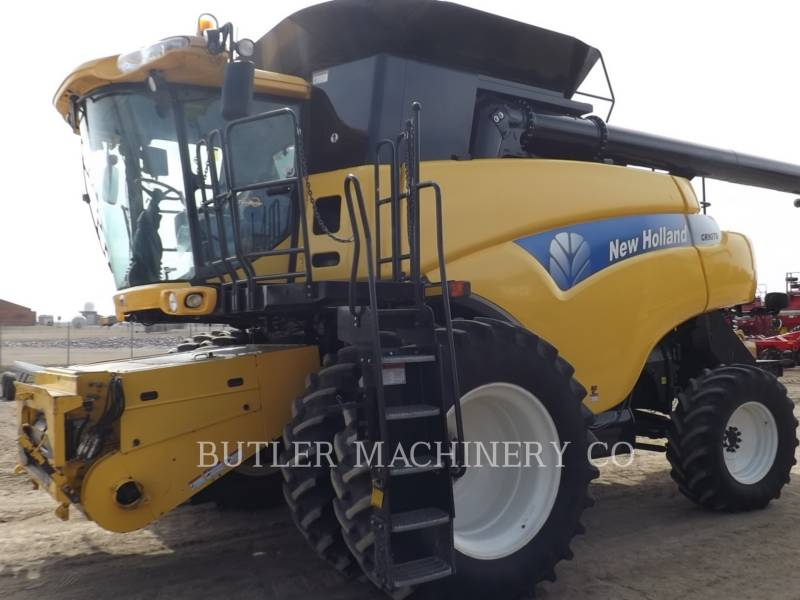 FORD / NEW HOLLAND コンバイン CR9070 equipment  photo 1