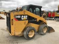 CATERPILLAR PALE COMPATTE SKID STEER 246D equipment  photo 6