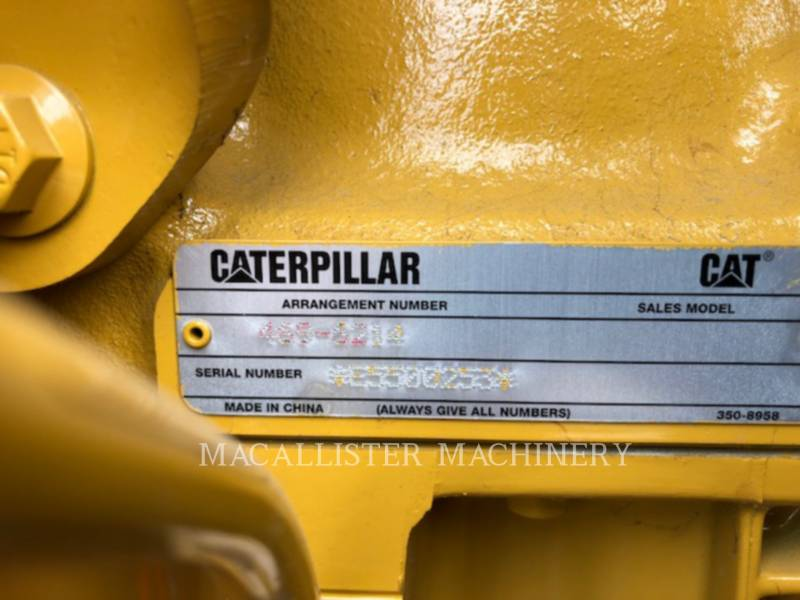 CATERPILLAR GRUPPI ELETTROGENI FISSI D125 equipment  photo 9