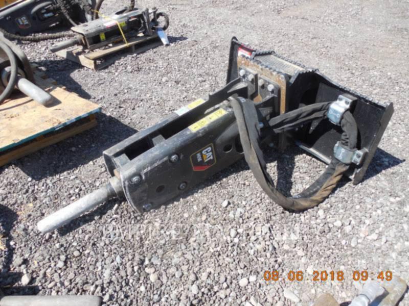 CATERPILLAR  HAMMER H65E SSL equipment  photo 2