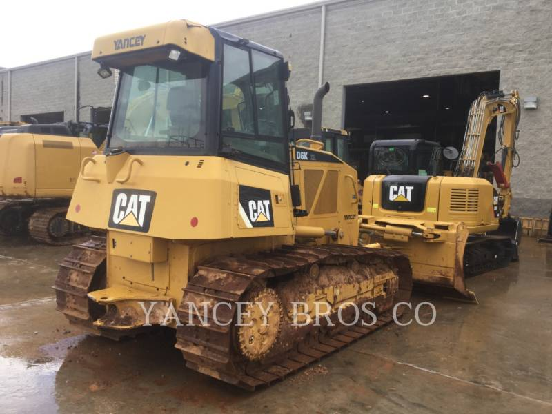 CATERPILLAR KETTENDOZER D6KXL equipment  photo 3