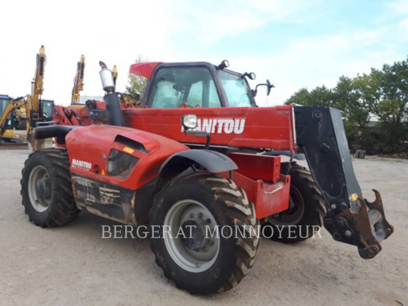 MANITOU BF S.A. TELEHANDLER MLT845-120 equipment  photo 5
