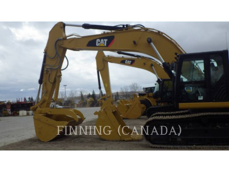 CATERPILLAR TRACK EXCAVATORS 336 E L equipment  photo 5