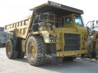 Equipment photo CATERPILLAR 773B STARRE DUMPTRUCKS 1