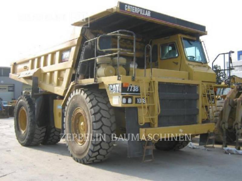 CATERPILLAR MULDENKIPPER 773B equipment  photo 1