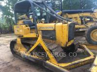Equipment photo DEERE & CO. 450C CIĄGNIKI GĄSIENICOWE 1