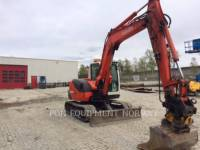 KUBOTA CORPORATION KETTEN-HYDRAULIKBAGGER KX08-3 equipment  photo 4