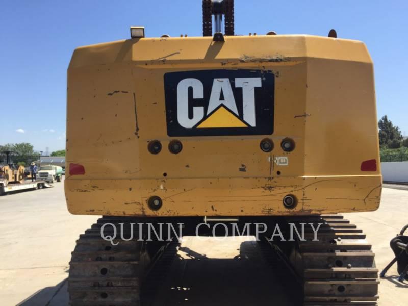 CATERPILLAR TRACK EXCAVATORS 374F equipment  photo 7