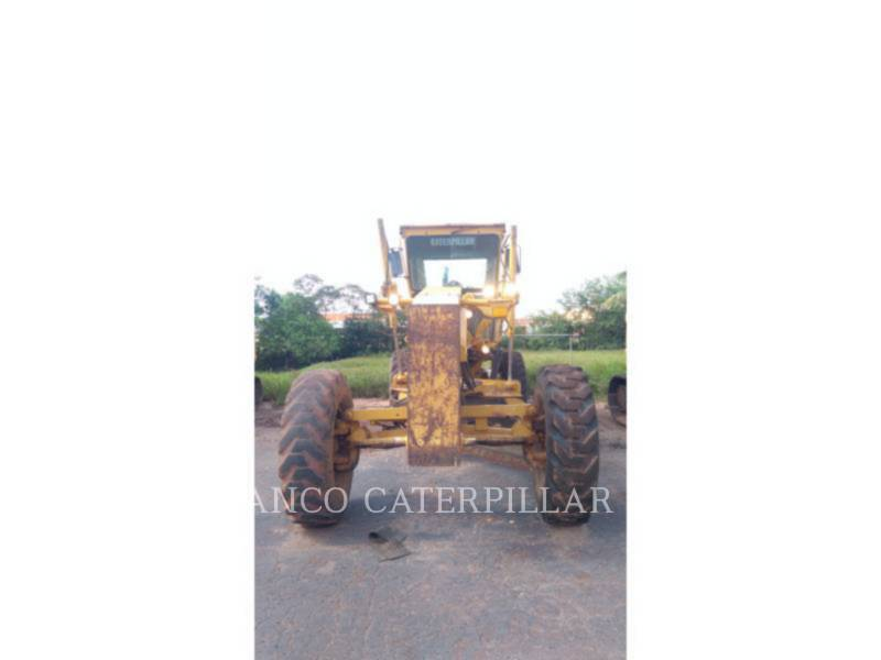CATERPILLAR MOTONIVELADORAS 12K equipment  photo 13