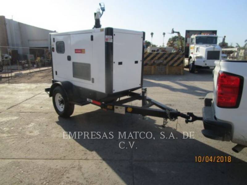 OLYMPIAN CAT MOBILE GENERATOR SETS DE88 equipment  photo 4