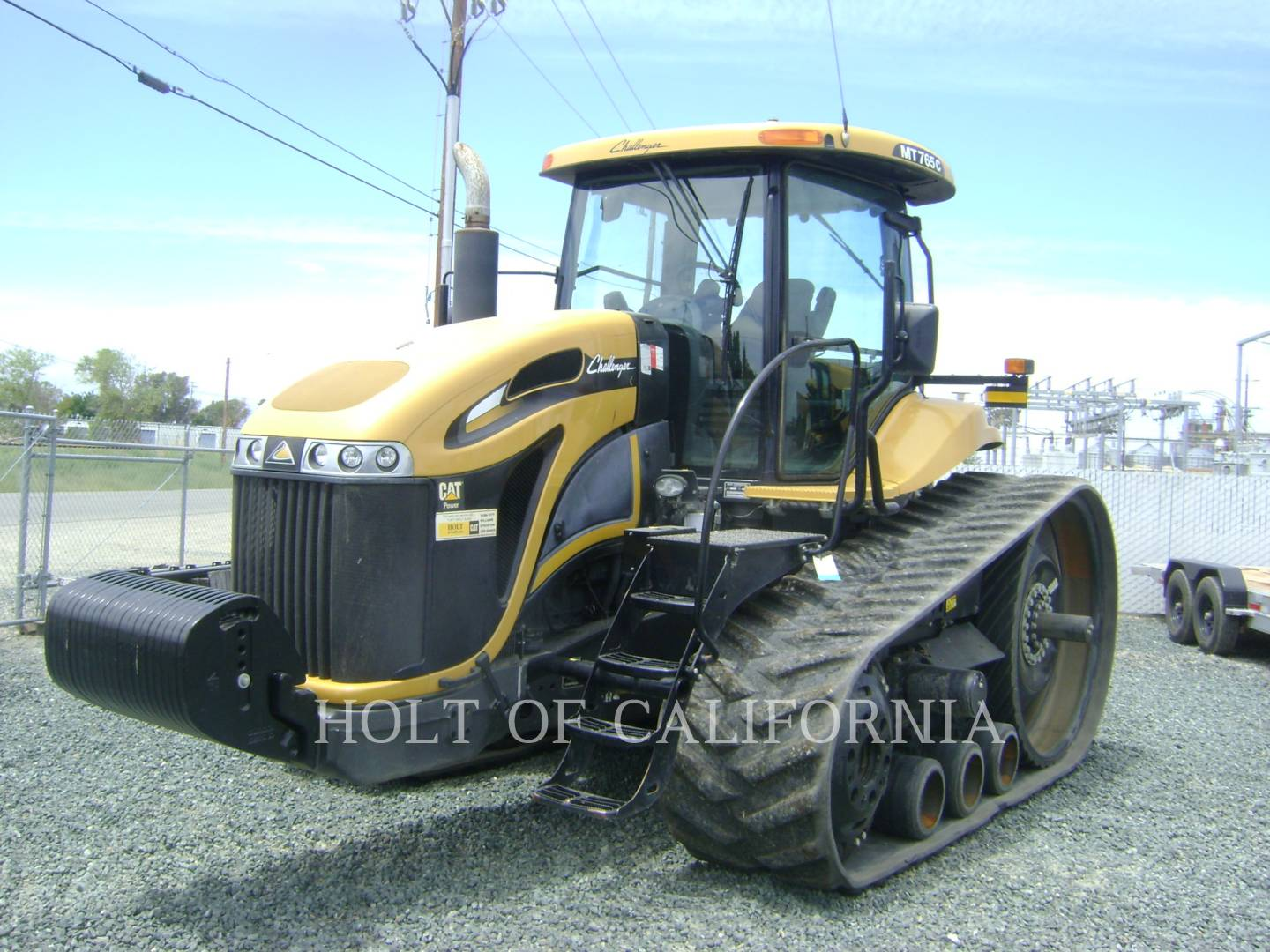 Detail photo of 2010 Challenger MT765C    GT10719 from Construction Equipment Guide