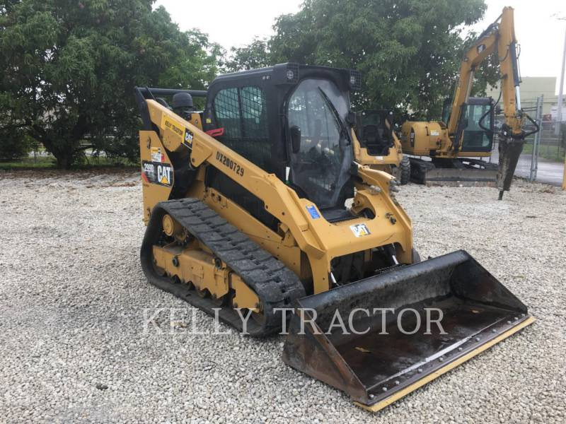 CATERPILLAR CHARGEURS TOUT TERRAIN 299D2XHP equipment  photo 10
