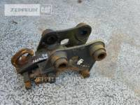 Equipment photo VERACHTERT SWM CW05 VON 305ECR  BACKHOE WORK TOOL 1