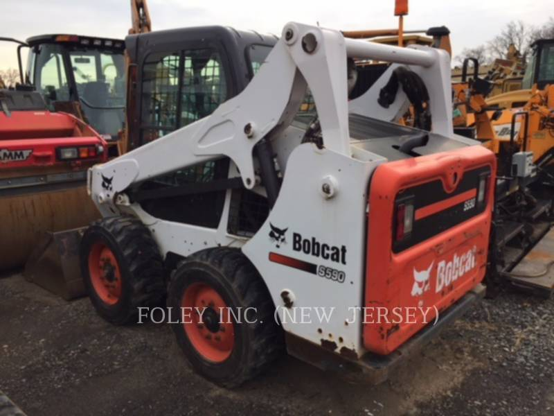BOBCAT SKID STEER LOADERS S590 equipment  photo 6