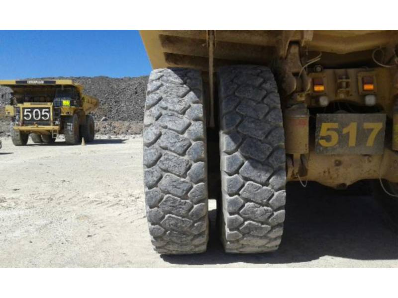 Caterpillar CAMION MINIER PENTRU TEREN DIFICIL 777DLRC equipment  photo 8