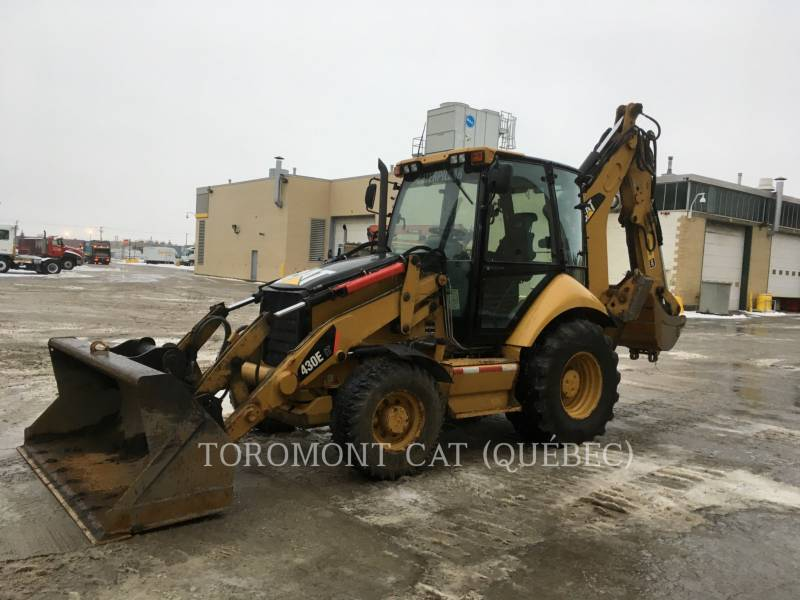 CATERPILLAR バックホーローダ 430EIT equipment  photo 1