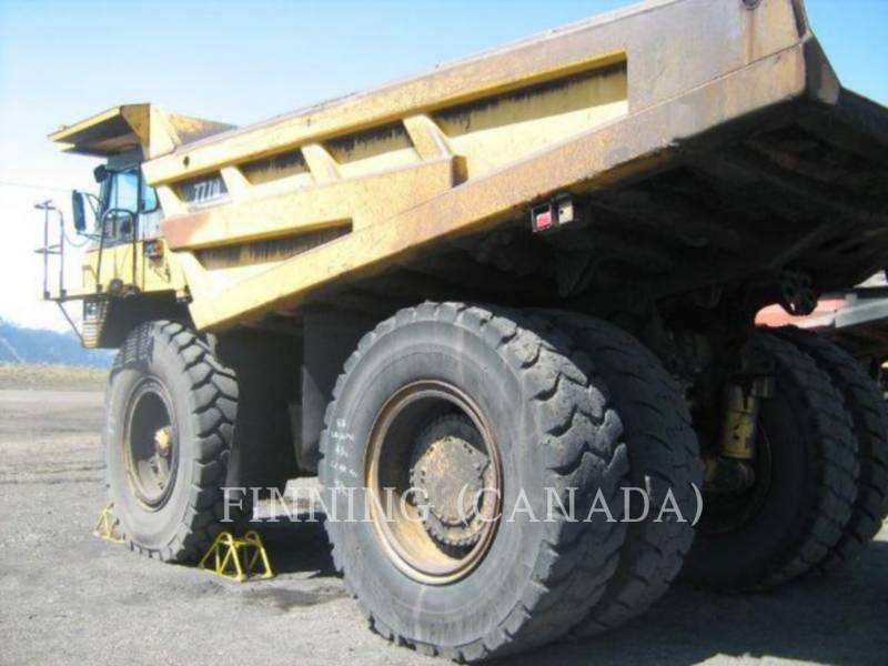CATERPILLAR CAMIONES RÍGIDOS 777D equipment  photo 1