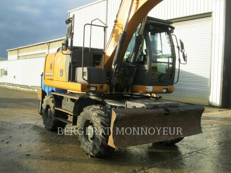CASE MOBILBAGGER WX148 equipment  photo 7