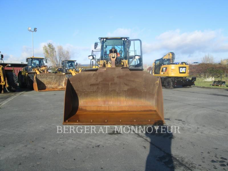 CATERPILLAR CARGADORES DE RUEDAS 972M equipment  photo 5