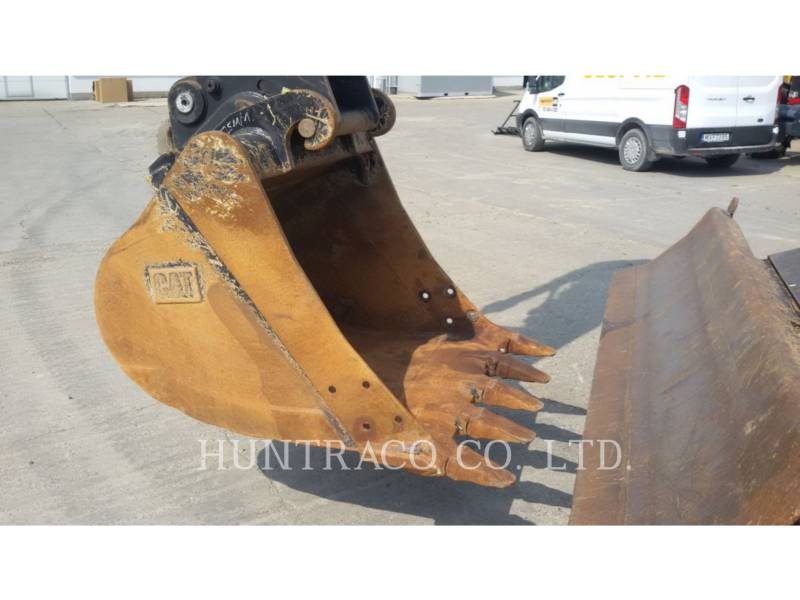 CATERPILLAR WHEEL EXCAVATORS M315D equipment  photo 18