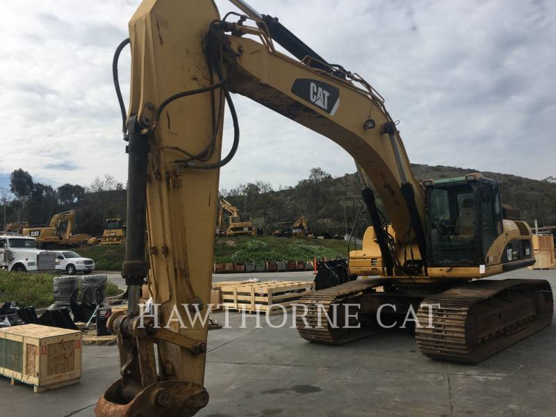 CATERPILLAR PELLES SUR CHAINES 330 D L equipment  photo 10