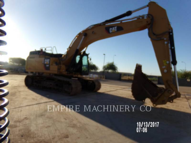 CATERPILLAR PELLES SUR CHAINES 349FL    P equipment  photo 1