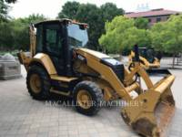 CATERPILLAR BACKHOE LOADERS 420F2ST equipment  photo 2
