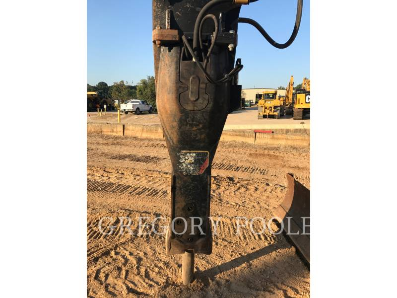 CATERPILLAR PELLES SUR CHAINES 314E LCR equipment  photo 10