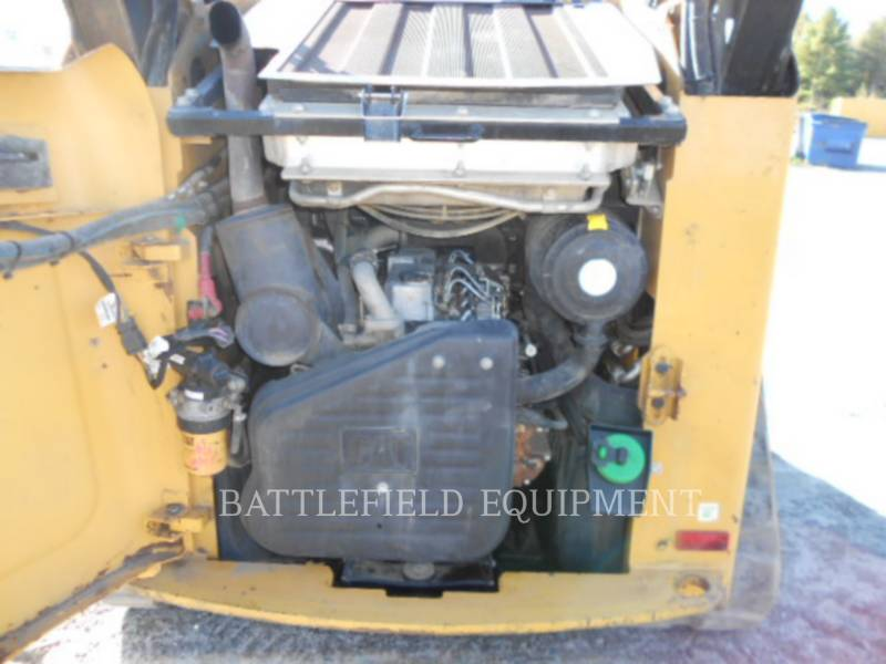 CATERPILLAR MULTI TERRAIN LOADERS 289C equipment  photo 8