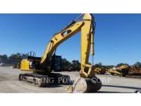 CATERPILLAR TRACK EXCAVATORS 349EL equipment  photo 1