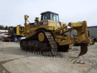 CATERPILLAR CIĄGNIKI GĄSIENICOWE D10T R equipment  photo 3