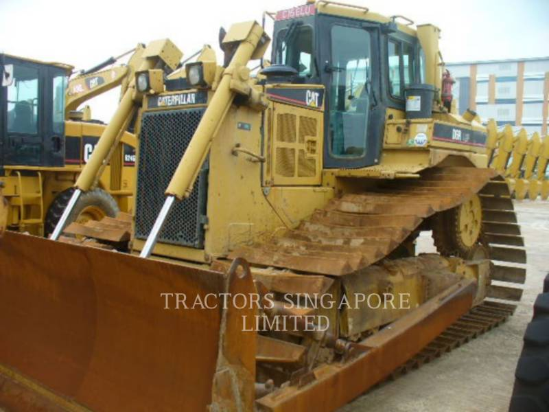 CATERPILLAR TRATTORI CINGOLATI D6RIIILGP equipment  photo 1