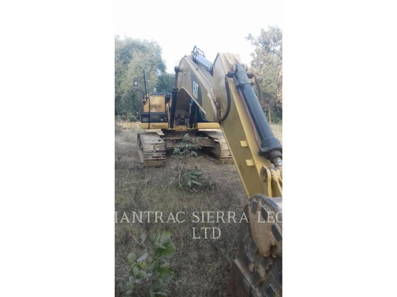 CATERPILLAR KETTEN-HYDRAULIKBAGGER 320 D equipment  photo 8
