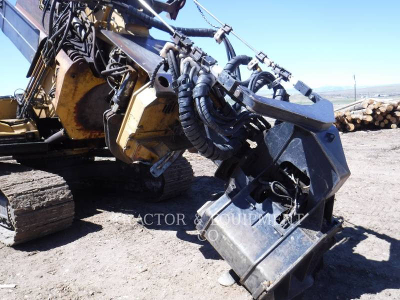 CATERPILLAR TRACK EXCAVATORS 322B L equipment  photo 8