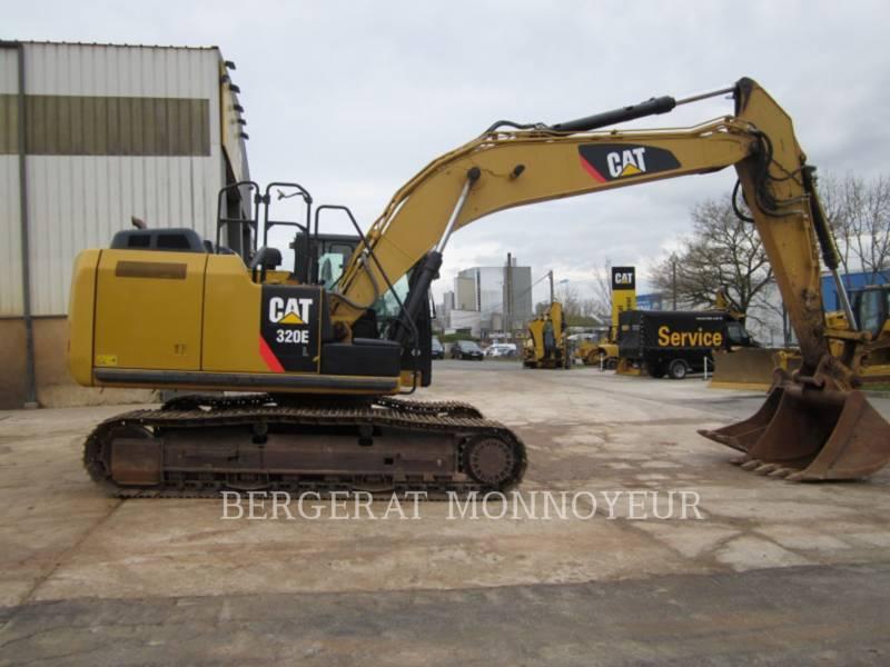 CATERPILLAR トラック油圧ショベル 320E equipment  photo 2