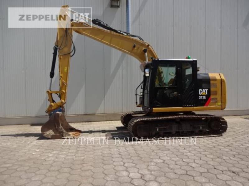 CATERPILLAR KETTEN-HYDRAULIKBAGGER 312E equipment  photo 2