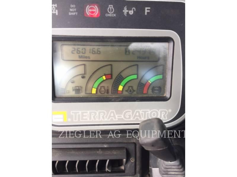 AG-CHEM FLOATERS TERRA-GATOR 8103 equipment  photo 24