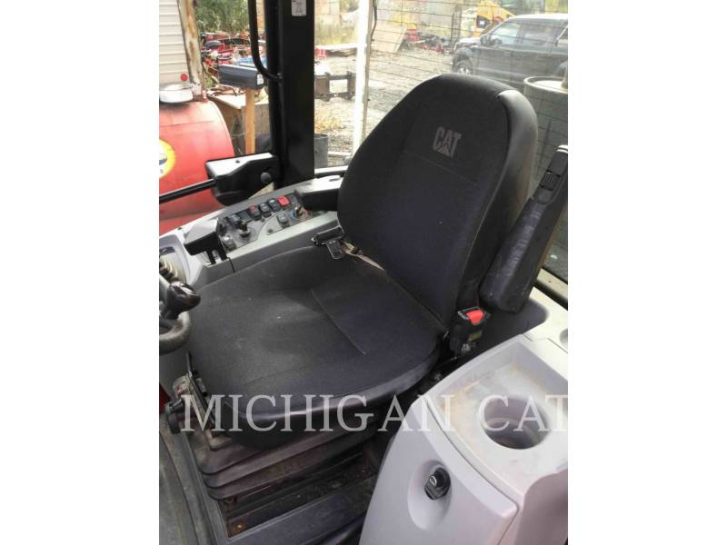 CATERPILLAR WHEEL LOADERS/INTEGRATED TOOLCARRIERS 908H2 C equipment  photo 5