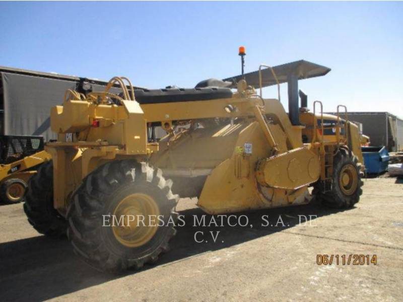 CATERPILLAR STABILIZATORY / ODZYSKIWACZE RM-500 equipment  photo 11