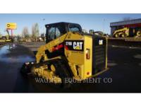 CATERPILLAR MINICARGADORAS 279D HF equipment  photo 2