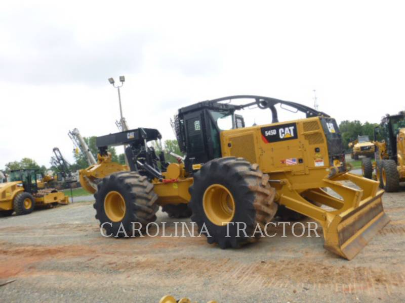 CATERPILLAR BOSBOUW - SKIDDER 545D equipment  photo 5