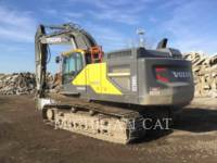 VOLVO CONSTRUCTION EQUIPMENT EXCAVADORAS DE CADENAS EC380EL equipment  photo 4