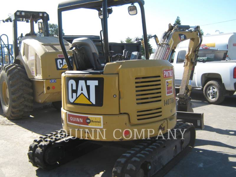 CATERPILLAR TRACK EXCAVATORS 303.5ECR equipment  photo 4