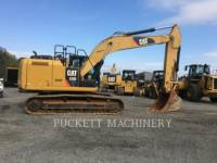 CATERPILLAR KETTEN-HYDRAULIKBAGGER 320E equipment  photo 6
