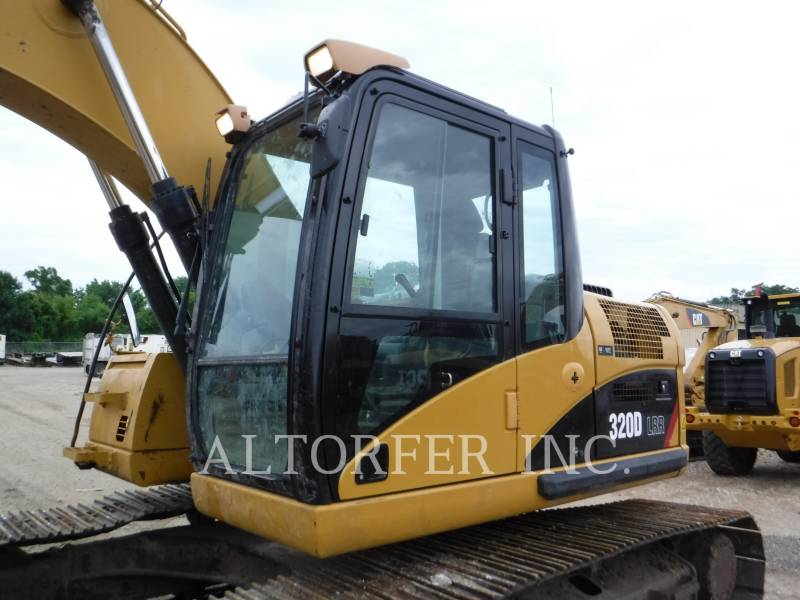 CATERPILLAR TRACK EXCAVATORS 320DL RR equipment  photo 3