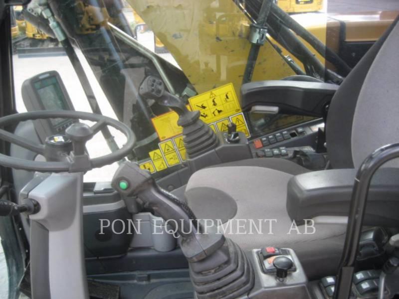CATERPILLAR ESCAVADEIRAS DE RODAS M 313 D equipment  photo 7