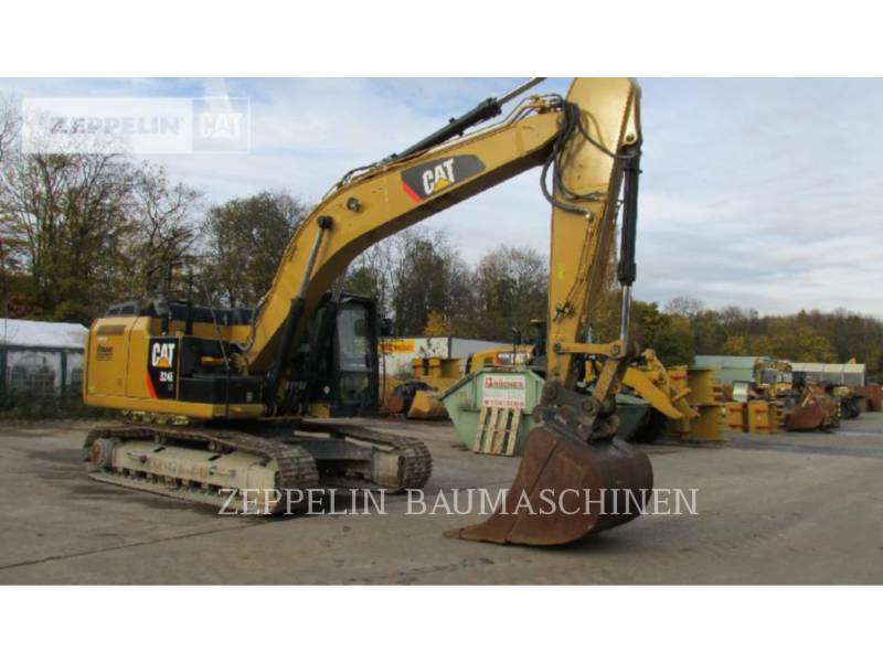 CATERPILLAR KOPARKI GĄSIENICOWE 324ELN equipment  photo 1